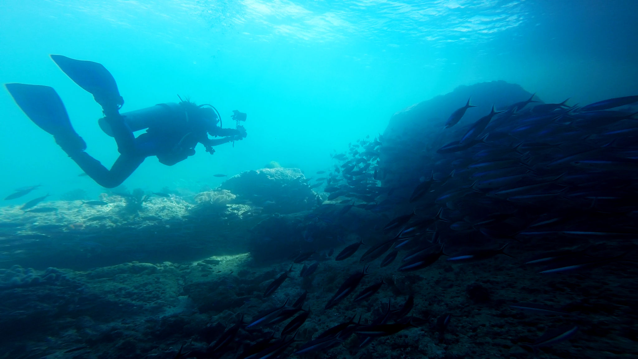 List of Scuba-diving sites